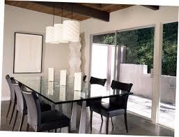 contemporary dining room lighting design ideas