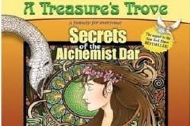 The Secrets of the Alchemist Dar Book Review Kidzworld