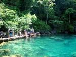 famous tourist spot in the philippines - lindsay lohan bikini photos