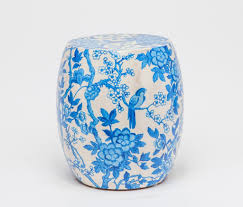 Hand Painted Furniture by Made Goods Winona Stool U2013 Clayton Gray Home