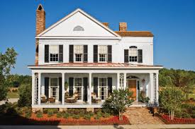 One Story Colonial House Plans House Plans With Porches Ireland