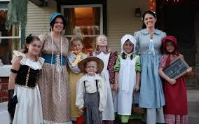 scare up some fun with a halloween group costume theme the