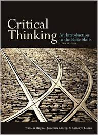An Introduction to Critical Thinking and Creativity  Think More  Think Better   Wiley         Written by Joe Lau  author of this website