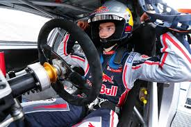 the car peugeot timmy hansen on how to drive a world rallycross car
