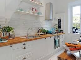 brick wall in kitchen best 25 brick wall kitchen ideas on delightful kitchen design with wooden kitchen countertop and white