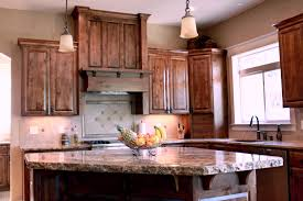 Dark Stained Kitchen Cabinets Affordable Custom Cabinets Showroom