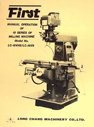millport 2s mill parts operator u0027s manual ozark tool manuals u0026 books