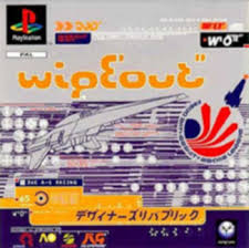 Super Compactado Wipeout PS1