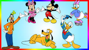 mickey mouse clubhouse coloring book w minnie and donald