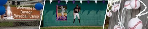 party city halloween backdrop baseball party decorations u0026 decoration ideas shindigz