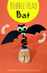 halloween arts and crafts ideas best 25 bat craft ideas only on pinterest halloween crafts for