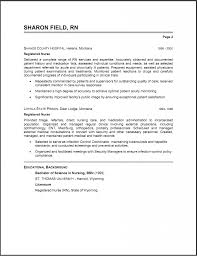 Therapist Resume Examples by Respiratory Therapist Resume New Grad Resume Samples Pinterest