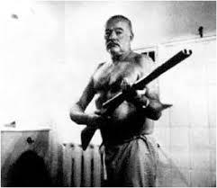 Hemingway shotgun