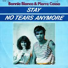 Artist: Bonnie Bianco And Pierre Cosso. Label: Kangaroo Team Records. Country: Germany. Catalogue: 6.14756 - bonnie-bianco-and-pierre-cosso-stay-kangaroo-team-records