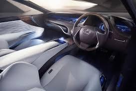 lexus hs interior lexus lf fc luxury sedan coming before 2020 camioneta