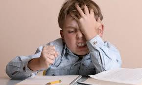 Why kids aged under    don     t need homework   Kidspot Kidspot