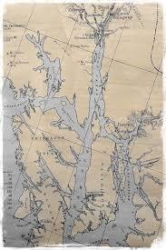 Juneau Alaska Map by Juneau Alaska Sentio