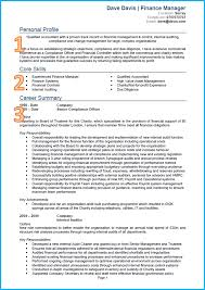 It Example Resume by Example Of A Good Cv
