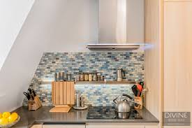 Kitchen Design Photos For Small Spaces A Small And Stylish Kitchen Design In Charlestown Mass