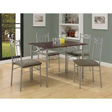 Five Piece Dining Room Sets Monarch Falkville 5 Piece Dining Table Set Hayneedle