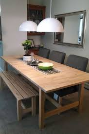 best 25 dining room tables ikea ideas on pinterest kitchen the solid birch construction of the norden dining table is a durable choice for craft projects dining table bench seatdining