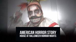 costumes halloween horror nights american horror story haunted house walkthrough halloween horror