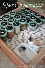 Best Spice Racks For Kitchen Cabinets Best 20 Spice Cabinet Organize Ideas On Pinterest Small Kitchen