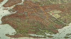 Brooklyn New York Map by Vintage Map Of Brooklyn New York 1908 Youtube