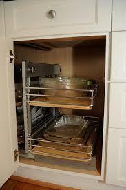 corner kitchen cabinet organization ideas amys office