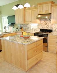 natural maple kitchen cabinets hbe kitchen