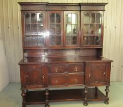 gothic victorian glazed oak dresser bookcase antiques atlas