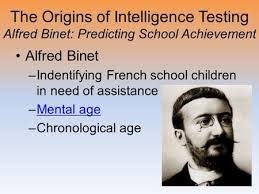 Complex  Memes  and       The   European Theories Of Intelligence There has never Psychology History