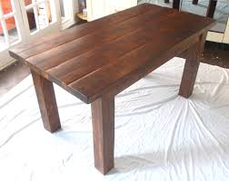 easy dining room table sets wood dining table and wood plank