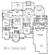 master bedroom with sitting area house plans waterford hall house