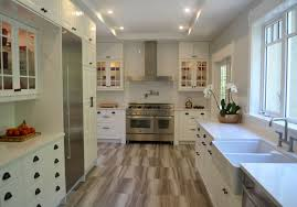 entire kitchen my home pinterest kitchens white galley