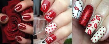 romantic valentine nail art designs u0026 ideas for valentine u0027s day