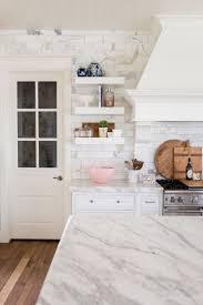 Marble Kitchen Designs The 25 Best White Marble Kitchen Ideas On Pinterest Marble
