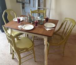 Retro Dining Room Set Kitchen Vintage Kitchen Table And Chairs 2 Design Ideas Old