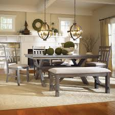 Dining Table With Banquette Excellent White Tufted Banquette Seating For Dining Set With Black