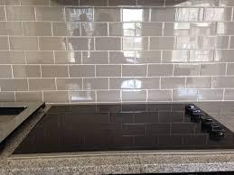 Glass Subway Tile Backsplash Kitchen Kitchen Tile For Backsplash Grey Backsplash Lowes Sheet Metal