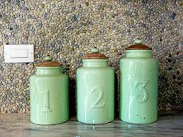 Stainless Steel Canisters Kitchen Painting Kitchen Backsplashes Pictures Ideas From Hgtv Hgtv