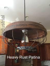 ceiling light chicken feeder pendant light industrial pendant