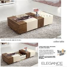 modern design sofa furniture wood modern design sofa center table buy sofa center