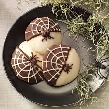black u0026 white spider cookies recipe taste of home