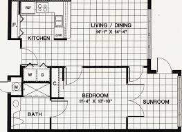 Single Bedroom Apartment Floor Plans by Apartment Bedroom Architecture 2 Bedroom Apartment Design Plans