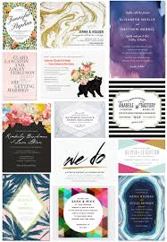 Discount Wedding Invitations With Free Response Cards 35 Stylish Wedding Invitations That You Can Actually Afford A