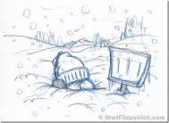 [Image: drawing-of-man-buried-in-snow.jpg]