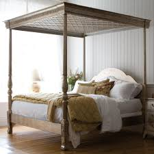 Tall Canopy Bed by Four Poster Beds Our Pick Of The Best Ideal Home