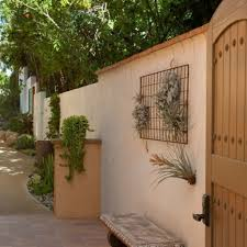 Outdoor Wall Planters by Exterior Wall Decorations Shenra Com