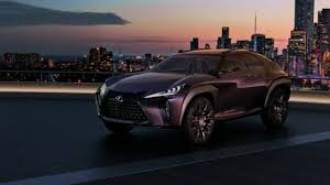 lexus concept cars lexus ux concept video tour youtube